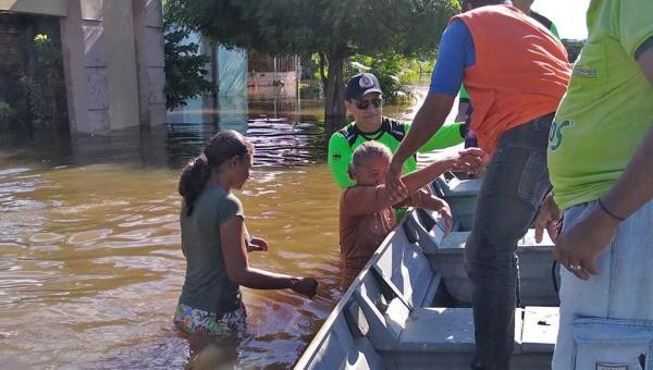 SÃO MIGUEL: Situação de Emergência é decretada por conta de estragos provocados pelas chuvas
