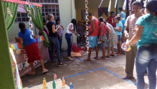 SAÚDE E BATE-PAPO: encontro sobre saúde mental é realizado em Ananás