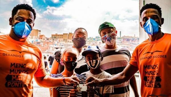 SOLIDARIEDADE: Google doa R$ 5,5 milhões para programa de combate à fome da Gerando Falcões