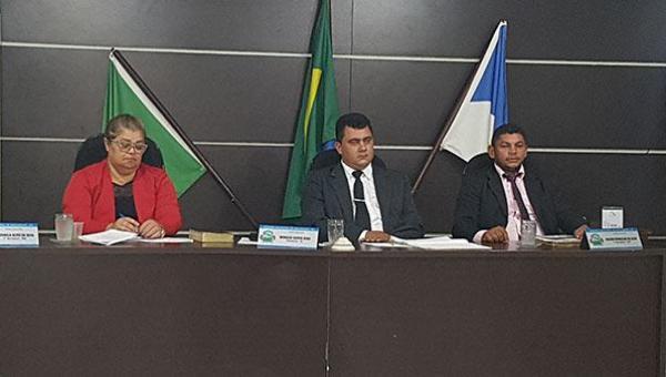 SURPRESAS: decisões de última hora decidem presidência da câmara de Riachinho