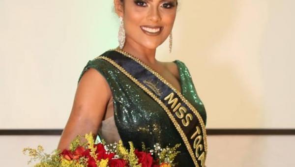 TOCANTINÓPOLIS: Alessandra Kelly representará o Tocantins no Concurso de Miss Brasil 2019 em São Paulo