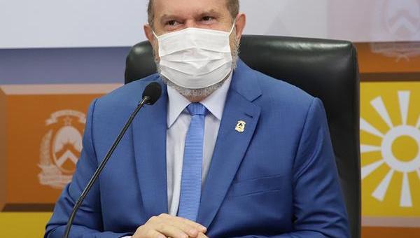 TOCANTINS: Governador Carlesse participa de encontro virtual com líderes educacionais do Estado e destaca desafios superados na pandemia