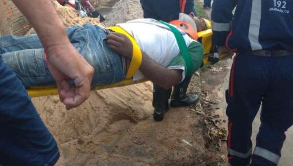 Trabalhador morre depois de cair de cima de telhado em Araguaína