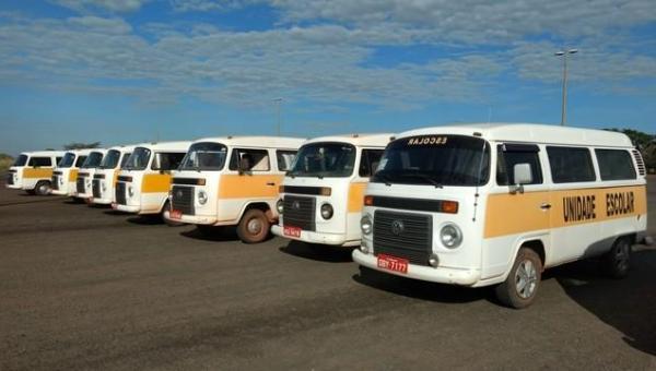 Transporte escolar de Araguaína entra em greve pela segunda vez no ano