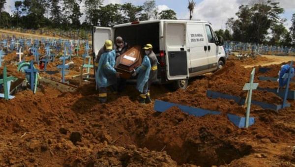 URGENTE: Covid-19: nova cepa surgida em Manaus pode tomar país em 1 mês, estima cientista