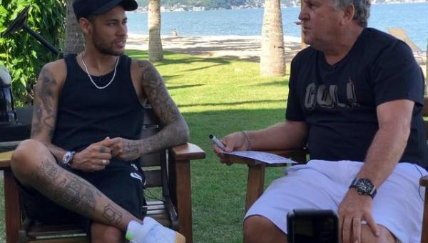 Zico diz que Inter de Milão não deu tempo a Gabigol e pede a Neymar: