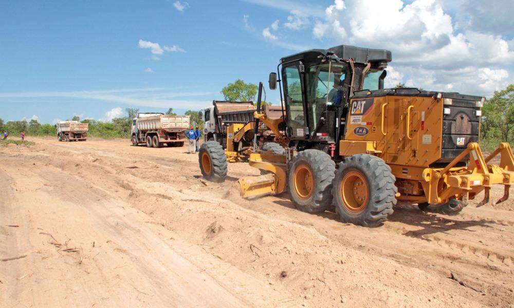 TOCANTINS: Governador Mauro Carlesse assina Ordem de Serviço para pavimentação asfáltica da estrada de acesso ao Jalapão