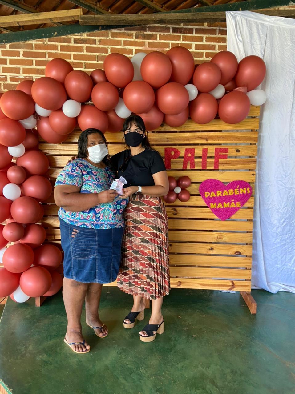 Assistência Social homenageia Mães do PAIF e lança Oficina de Croché