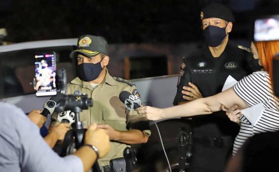 Primeira etapa do concurso da Polícia Militar do Tocantins finaliza sem intercorrências