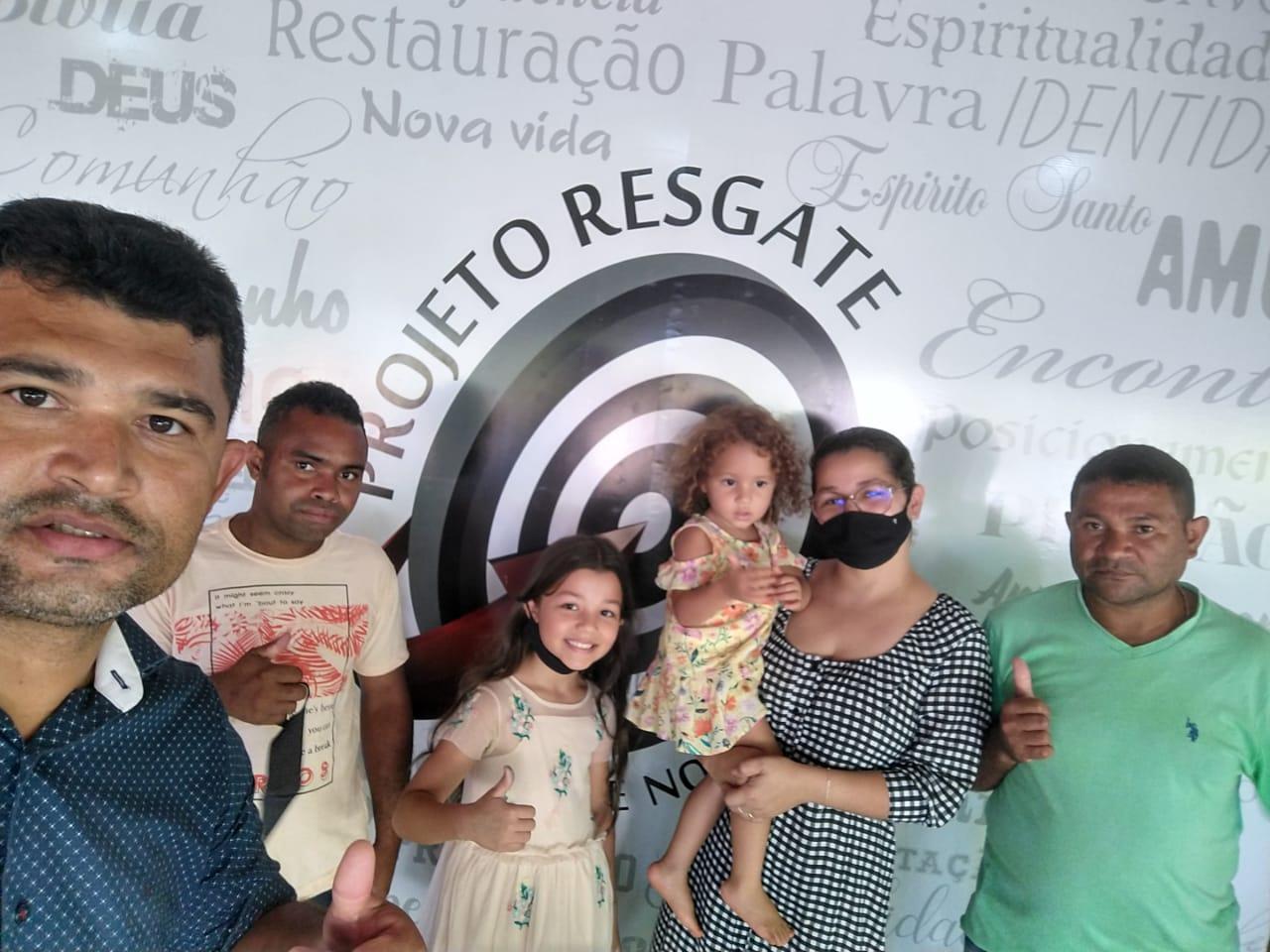 ANANÁS: Missionário Flávio pede doações para reabilitação de dependentes químicos