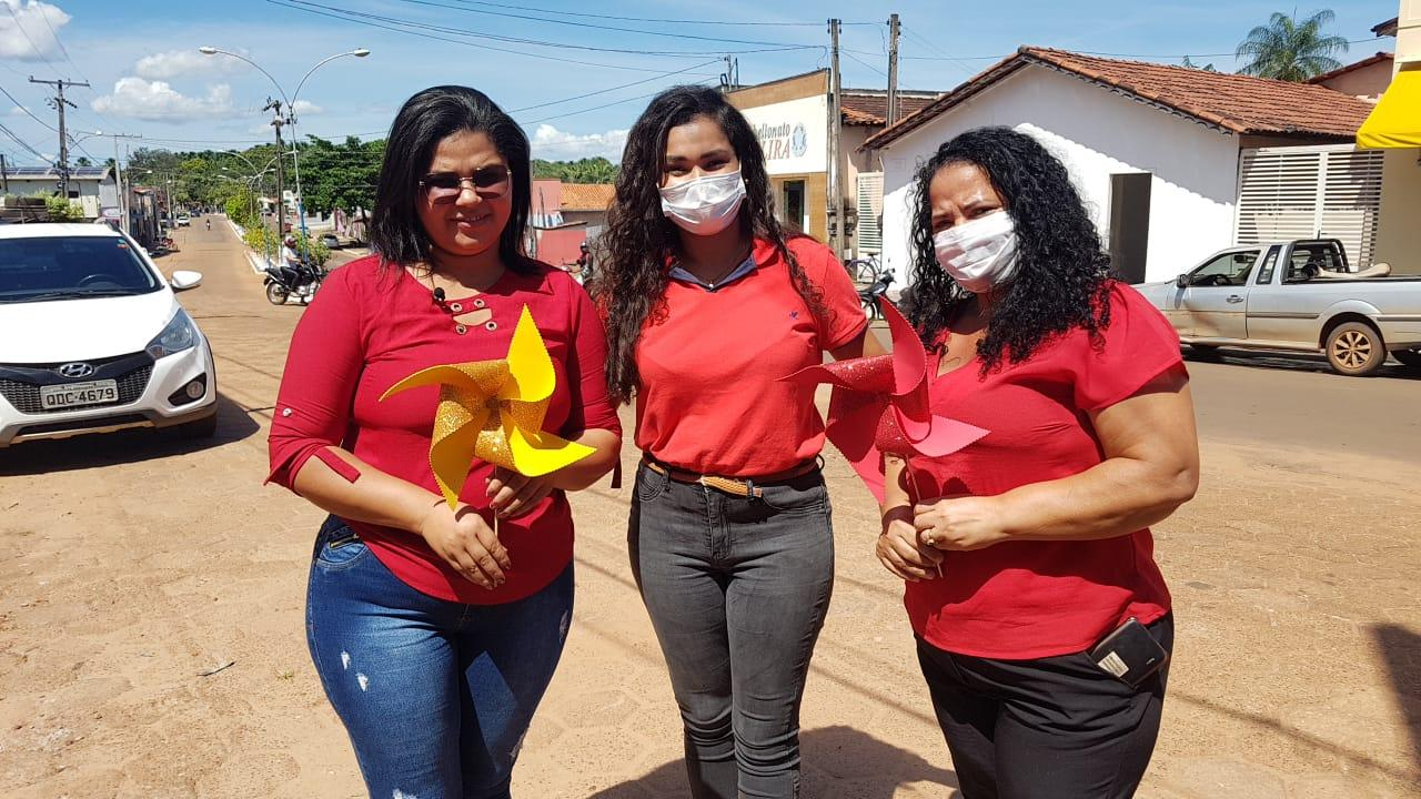 Prefeitura de Ananás realiza Ação de Combate ao Trabalho Infantil