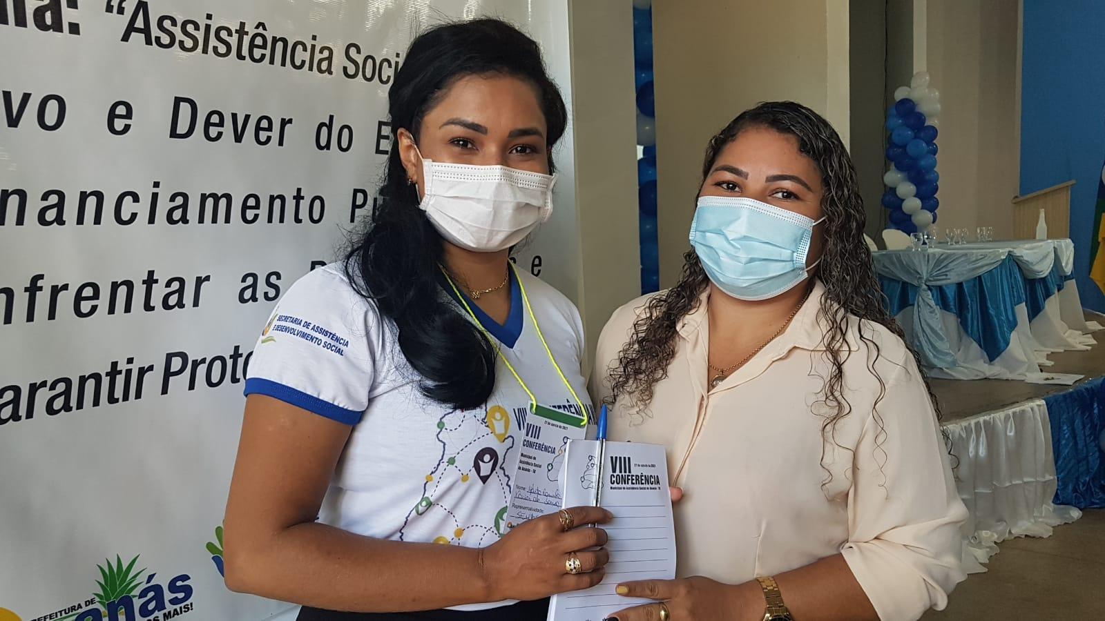 Ananás realiza a VII Conferência Municipal de Assistência Social