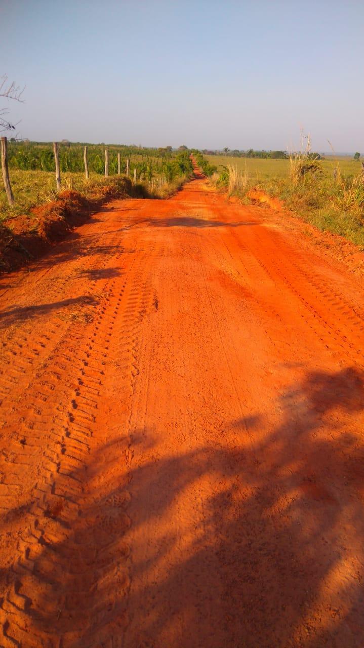 Prefeitura de Pau D'arco intensifica recuperação de estradas vicinais