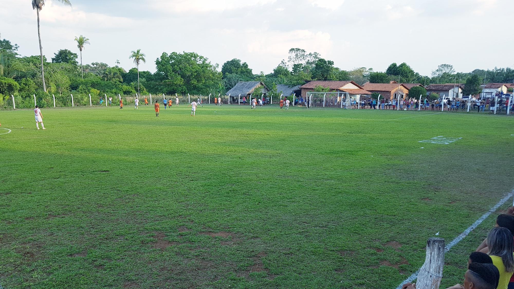 Clube Bela Vista Futebol Cachoeirense vence mais uma disputa no campeonato Tocantinense.