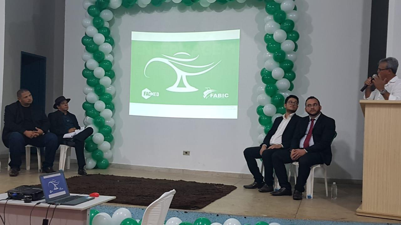 Fabic promove I Cerimônia do Jaleco do Curso de Enfermagem em Ananás